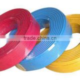 High temperature bare covering single core heating cooper wire