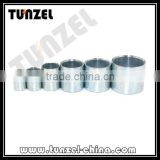 Thred steel galvanized IMC/RMC/Rigid conduit coupling,steel pipe coupling steel tube coupling