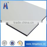 interior wall decorative aluminum composite panel anodized aluminum golden mirror aluminum composite