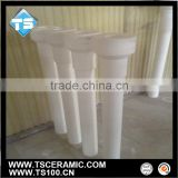 Excellent Thermal Shock Resistant Aluminum Titanate Ceramic Riser Tube for Aluminum Casting