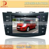7 inch HD touch screen Suzuki Swift car DVD GPS with bluetooth,IPOD,digital TV available