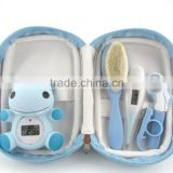 Baby healthcare gift set with thermometer