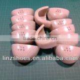 Compression resistance 15KN composite toe cap for safety shoes