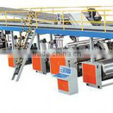 5 Layer Corrugated Cardboard Production Line Full Automatic 3 5 7 Layer Corrugated Cardboard Production Line