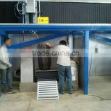 5 axis water jet cutting machine, Tyre cutting machine water jet, water jet cutting tyre