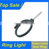Zoom Lever Gear Ring for Follow Focus Lens Gear Belt