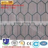 1/2'' 5/8'' 3/4'' 1'' galvanized and pvc coated Hexagonal Wire Mesh (direct factory)