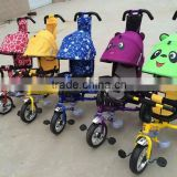 wholesalers china baby 3 wheel tricycle / tricycle cargo bike / baby strollers ride on car