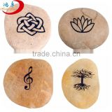 Wholesale personalized gifts engraved word stones
