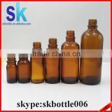 30ml 50ml 100ml amber glass bottle with dropper                                                                                                         Supplier's Choice