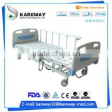 factory electronic equipment triple cranks adjustable hospital bed