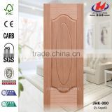 JHK-000 New Design 1+1 Panel Trading Assurance Home Depot Plywood Sapelli Moulded Door Skin Wholesale