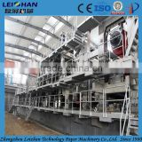China supplier machine for making rolling paper/ Test liner paper , duplex making machine