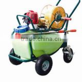 Agricultural Powered Spray Machine Garden Sprayer With Wheels And Tank