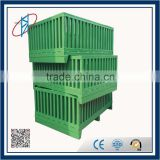 Inquiry About Material handling steel stacking racks
