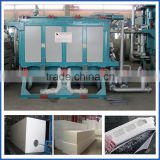 Milon best sale EPS block foam machine