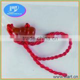 Hand Braided Chinese Red String Cucurbit Rope Cord Bracelet