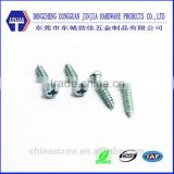 computer hardware cross recess pan head black zinc plated flat head phillips self tapping screws
