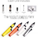 35W Newest china wholesale green smoke TOP filling Kamry lighter big vaporizer 510 thread vapor pen kit