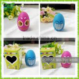 Cute egg magic bean for planting