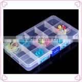 Small Custom Transparent Plastic Storage Box Clear Multi Purpose Display Box                                                                         Quality Choice