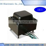 Encapsulated Power Transformer in Split Bobbin Design