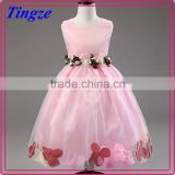 Fashion wholesale boutique beautiful fairy tale girl princess party dresses TR-WS16
