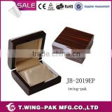 Piano Finish Luxury Wood Wholesale Velvet Jewelery Boxes For Ring Necklace Earring Watch And So On