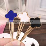 New Hot Sell Beauty Clover Original Headdress Hairpin Bangs Hair Clips Female Hair Accessories For Women & Girls Jewelry