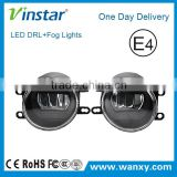 For Toyota Lexus IS250 IS350 wholesale 12v led drl fog lamp with E4 mark