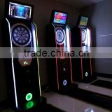 Darts set dart board machine