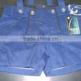 Ladies Bavarian Shorts