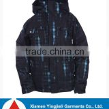 Custom 3 in 1 Waterproof Kids Rain coat outer and flccec Jacket inner for Boys,children winter jacket