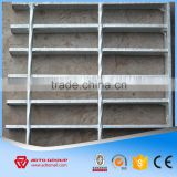 ADTO Group High-Strength Corrosion Resistant Skidproof Waterproof Steel Bar Grating Stair Treads For Industrial Use Wholesale