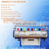 Hot sale automatic flat knitting machine for household socks