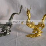 Lucky Chinese dragon home decor