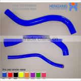 High Performance Motorcycle Silicone Radiator Hose Kit For SUZUKI GSXR600 Silicone coolant Hose Kit
