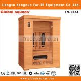 ceramic heating far infrared portable family sauna heater for sale KN-002A