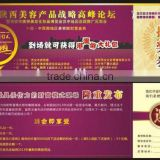 custom made commercial note thermal ticket high-end