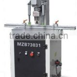 door hinge making machine