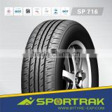 passenger car tires brand SporTrak