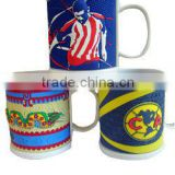 fashional and promotional plastic mugs cups