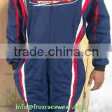 Red,White And Blue SFI Nomex Racing Suit
