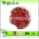 Canned food brand of red kidney beans in tin with best quality