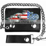 Leather Chain Wallets, Motorbike Chain Wallets, Motorcycle Chain Wallets, Biker Chain Wallets, Leather Key Chain Wallets