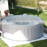 China manufacture large 8 person spa tub outdoor swimming spa with bubble jets