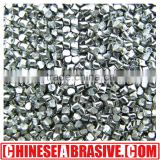 high quality steel cut wire shot sand blasting grit steel shot stainless steel cut wire shot