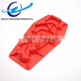 Halloween Silicone tooth ice cube tray