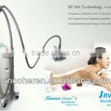 Beijing Kuma shape Vacuum slimming beauty machine fat dissolving facelift stretch mark Cellulite removal elos