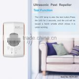 Chemical-Free, 100% Safe , Optimal Pest Repeller for Mice, Mosquitoes, Roaches, Spider and Rodents Pest Control Ultrasonic